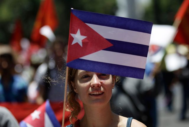 Today is is Cuban Independence Day, the day in 1902 that Cuba gained independence from Spain. What better time to celebrate your Cuban heritage? From always seeing papi in his guayabera to those Sunday nights with dominos to seeing Materva in the fridge next to the Coca-Cola, here are 20 signs that you grew up Cuban-American.