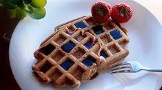 Идеальные диетические бельгийские вафли без сахара - диетические блины / диетические вафли - Полезные рецепты - Правильное питание или как правильно похудеть