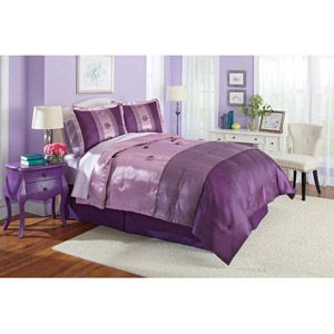 Better Homes And Gardens Shimmering Rosettes Comforter Set