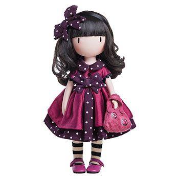 Κούκλα Ladybird Gorjuss