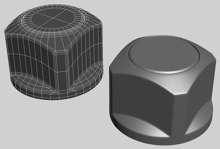 FAQ: How u model dem shapes? Subd mini-tuts AKA USE THE RIGHT AMOUNT OF GEO - Page 218 - Polycount Forum