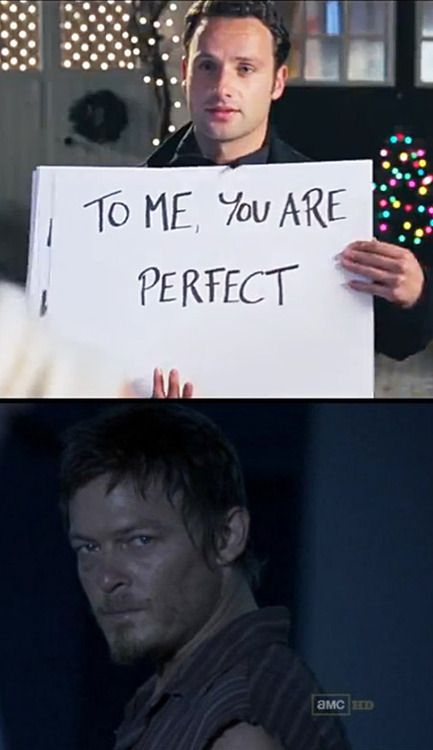 1000+ ideas about Andrew Lincoln Love Actually on ... Love Actually Quotes To Me You Are Perfect