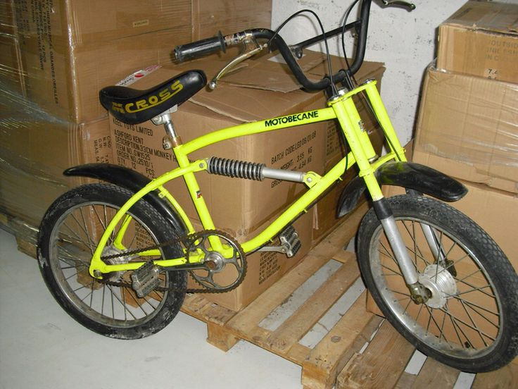 Motobecane MX 20 was my 1st BMX | Skate & Bmx | Pinterest ...