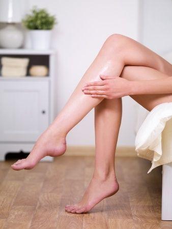 huile massage varices