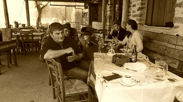 In a traditional Greek tavern somewhere in Pelion Mountain by Alteroad Giorgio Emmanouilidis on 500px