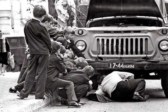 Советчики. 1975 год