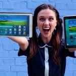 Наташа Шелягина — Обзор планшетов Samsung Tab S 8.4 и Tab S 10.5
