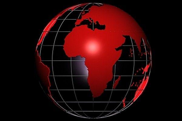Globe Maps 3D Model - 3D Model
