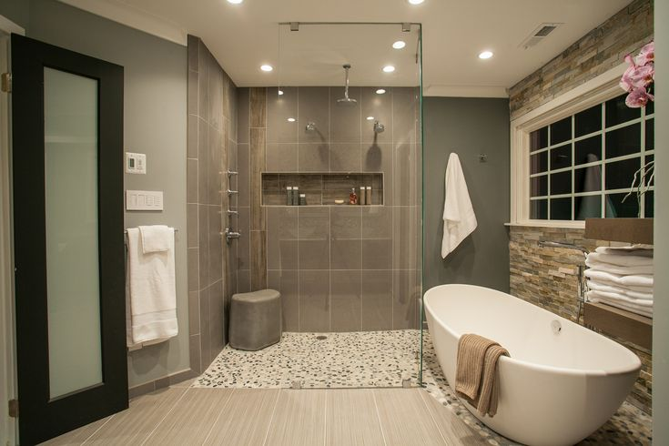 12 Luxurious Bathroom Design Ideas: 6 Design Ideas For Spa-Like Bathrooms