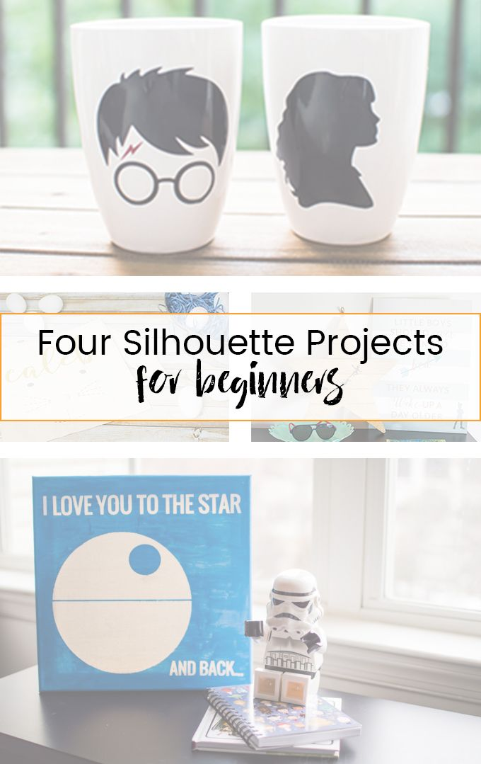 1000 Images About Silhouette Cameo Project Ideas On