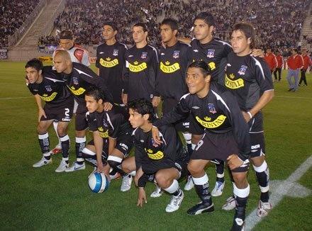 Plantel Colo Colo 2006