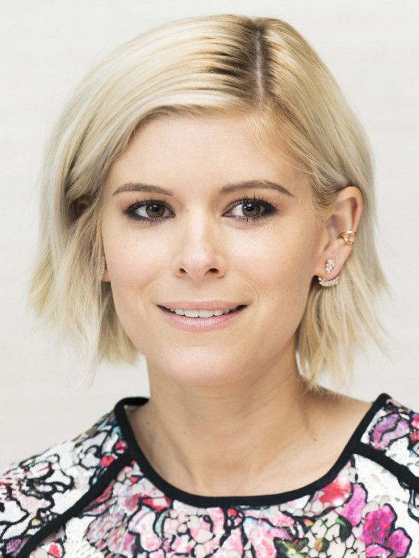 Kate Mara proves that layers can work well on short hair