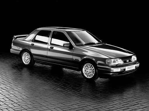 Ford Sierra Sapphire RS Cosworth (1988 – 1990).