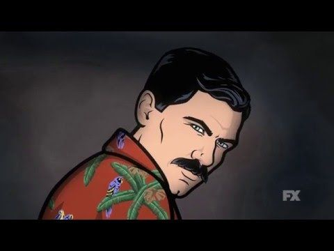 Watch: ARCHER Perfectly Recreates MAGNUM P.I. Intro, Teases Direction of Season 7 — GeekTyrant