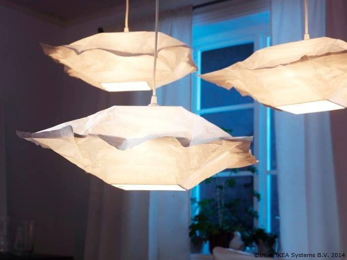 Pernuțe luminoase pentru seri somnoroase. Noapte bună :) www.IKEA.ro/abajur_VARMLUFT