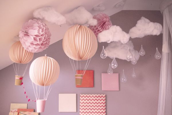 Lee-Lou Room with Pink Decorations | House Design And Decor