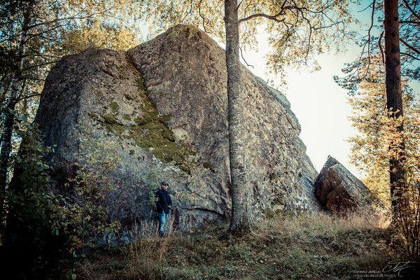 Tänään voi ihan hyvin käväistä Hermolanvahalla #salo #ulkoilu https://www.naejakoe.fi/nahtavyydet/hermolanvaha-yksi-suurimmista-siirtolohkareista-etela-suomessa/  https://goo.gl/r91Z4T