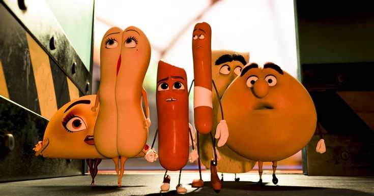 Why 'Sausage Party' Is the Filthiest, Foodiest Cartoon Ever  Rogen and Goldberg worked with veteran animators to give Sausage Party the Pixar flavor, but it is by no means a G-rated recipe. The movie is ruder, cruder, and more disturbing than anything the pair could get away with in live-action. On top of ... https://www.thrillist.com/entertainment/nation/seth-rogen-sausage-party-movie-filthiest-food-porn-ever