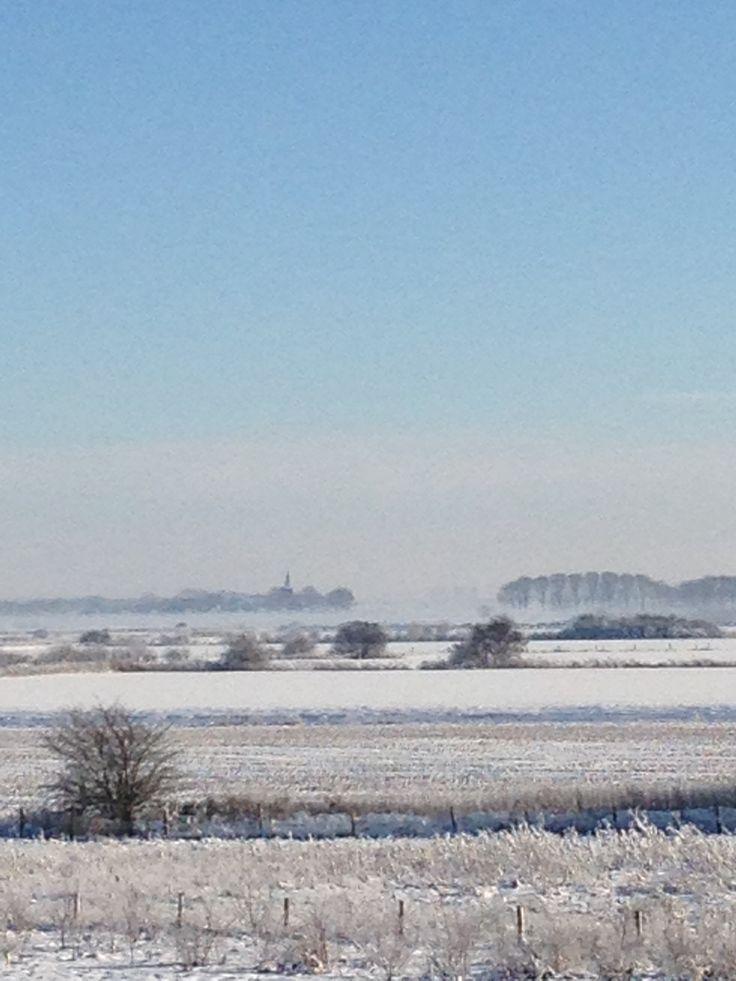 Winter in Ooij