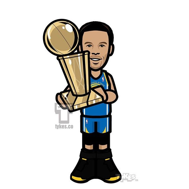 """Stephen Curry Golden State Warriors """"NBA Championship"""" Tyke. Congratulations to the Warriors who win their 4th title in franchise history. (Previous one in 1974-75) #StephenCurry #GoldenState #Warriors #NBA #basketball #NBAFinals #tyke #tykes #MyTyke www.tykes.co"""