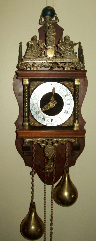111 Best Images About Dutch Frisian Clocks On Pinterest