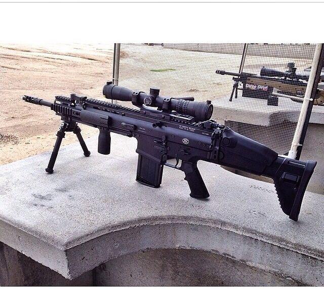 FN Herstal SCAR