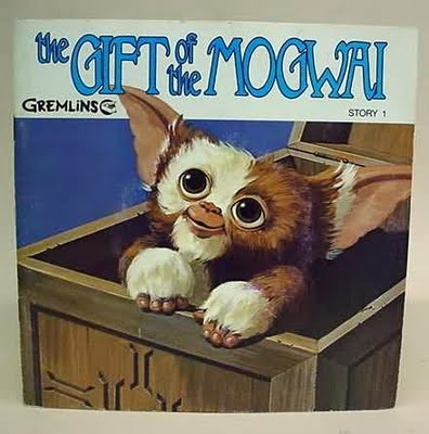 I had this one! Books with records. Gizmo!Album Covers, 80S, Gremlins Records, Stories Book, Childhood Memories, Childhood Reminisce, Kids Meals, Bright Lights, Awesome Things
