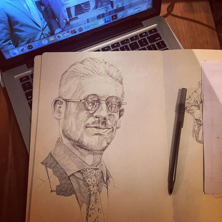 by @galikriggs Click #draghetto86sketch to view all illustrations #vincenzolangella #draghetto86