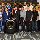 "NASCAR and The Goodyear Tire & Rubber Company today announced a renewed sponsorship agreement that ensures Goodyear is the exclusive tire of NASCAR's top three national series. #Nascar #StockCarRacing #Racing #News #MotorSport >> More news at >>> <a href=""http://stockcarracing.co"">StockCarRacing.co</a> <<<"