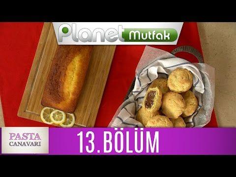 Pasta Canavarı 13. Bölüm LİMONLU KEK - DUYGU'NUN KURABİYESİ - YouTube