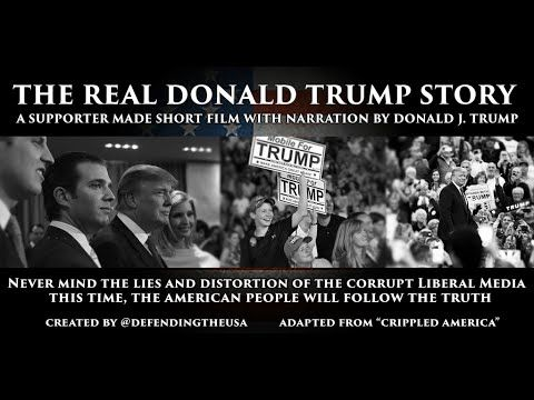 "This 3 Minute Trump Video Changes Everything!|1.10.16|""I believe this 3 minute Trump video could be the back breaker for all those running against Trump! Nothing has moved me more than this short video. Tell America, we're taking our country back! We're going to prosecute those who have gone free all these years! It's time to act. It's time to destroy & prosecute the new world order scumbags…for their crimes…Let the people speak & take action & create the biggest landslide in election…"