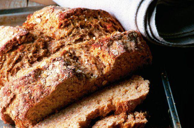 Rychlý irský chléb