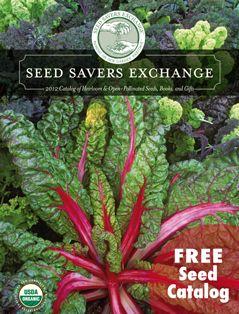 Seed exchange: Gardens Ideas, Seeds Savers, Exchange Catalog, Heirloom Seeds, Savory Recipes, Savers Exchange, Free Catalog, Buy Seeds, Seeds Catalog