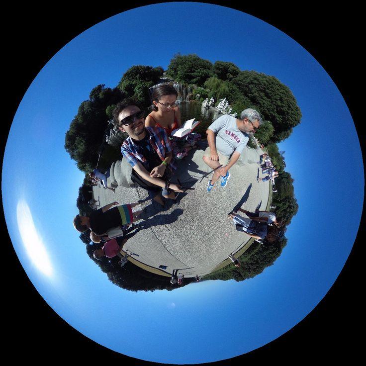 #360 #theta #reggiacaserta #tinyplanet  #italy #littleplanet