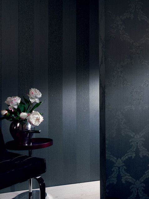 Wallpaper Accent Wall - Contemporary - Wallpaper - toronto - by ...