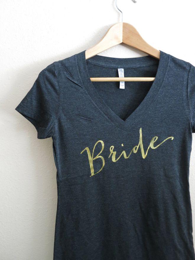 Darling Bride T-shirt
