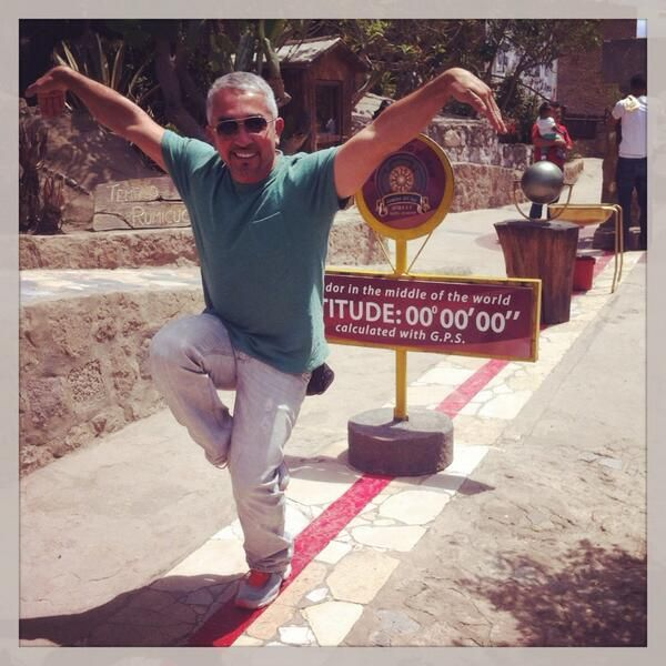 @Cesar Millan: Tour pics. #LiderdelaManada #ecuador #panama #tourlife #travelpics