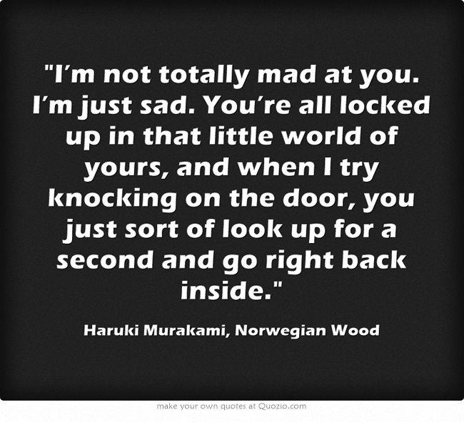 Haruki Murakami, Norwegian Wood