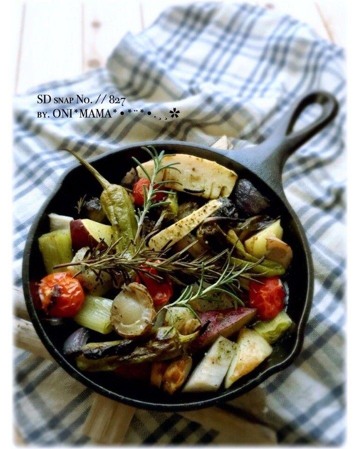 ONIMAMAさんのお料理ふきのとうで和風お一人様ぎゅうぎゅう焼き #snapdish #foodstagram #instafood #food #homemade #cooking #japanesefood #料理 #手料理 #ごはん #おうちごはん #テーブルコーディネート #器 #お洒落 #ていねいな暮らし #暮らし #食卓 #フォトジェ #ふきのとう #ぎゅうぎゅう焼き #スキレット #ロッジ #ニトスキ #ハーブ https://snapdish.co/d/5Lj8fa