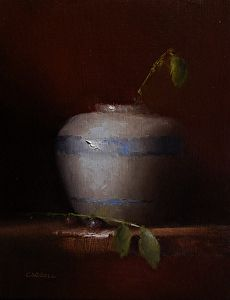 A #stilllife painting by artist Neil Carroll. Found on the FASO Daily Art Show -- http://dailyartshow.faso.com