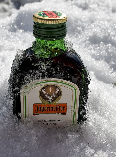 Sexy drink coming through.  #Jagermeifter