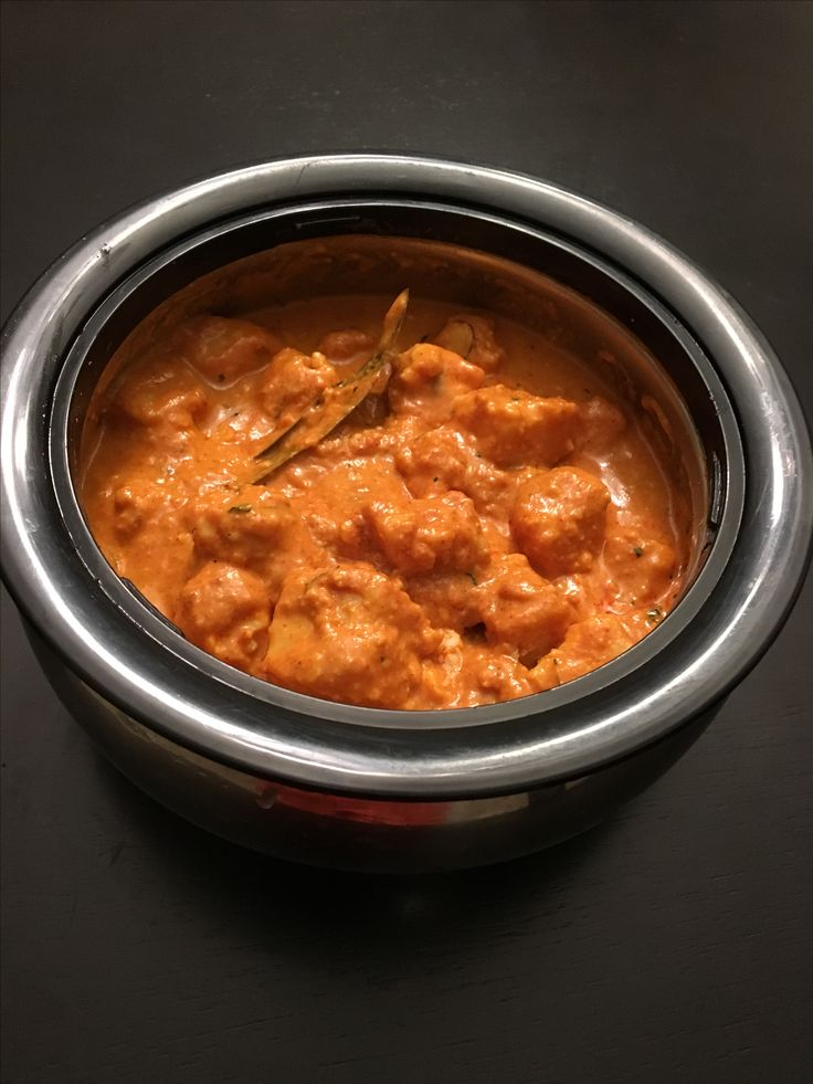 Paneer (Indian Cottage Cheese) Butter Masala