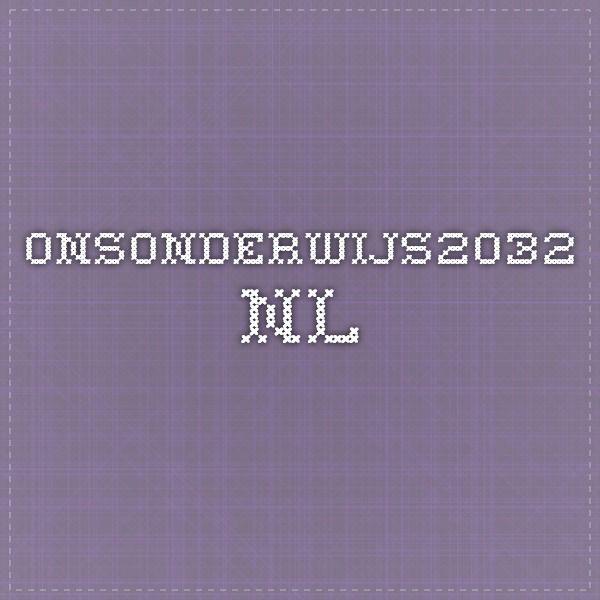 onsonderwijs2032.nl