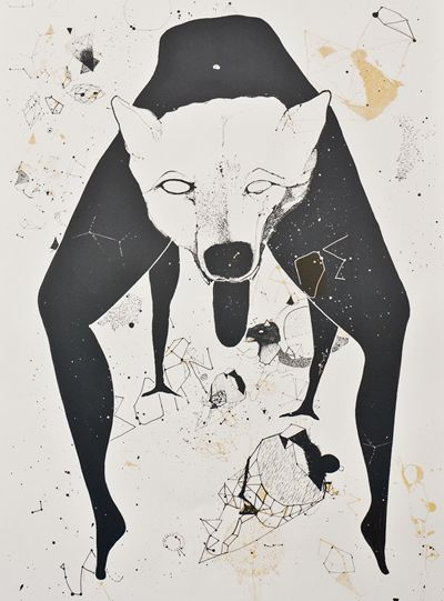 Sandra Beer's Nostalgic Illustration « Beautiful/Decay Artist & Design