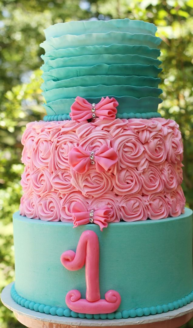 25 Best Ideas About Teal Cake On Pinterest Teal Wedding