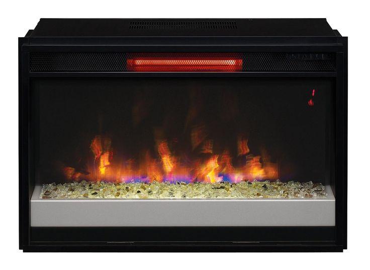"26"" Infrared Fireplace Insert"