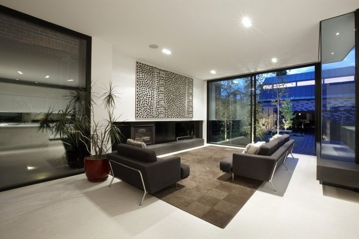 wohnzimmer exotische pflanzen moderne mobel wohnzimmer exotische - Wohnzimmer Modern Lila