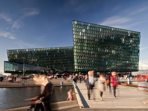 2013 Mies van der Rohe European Architecture Prize goes to Harpa Concert Hall in Reykjavik