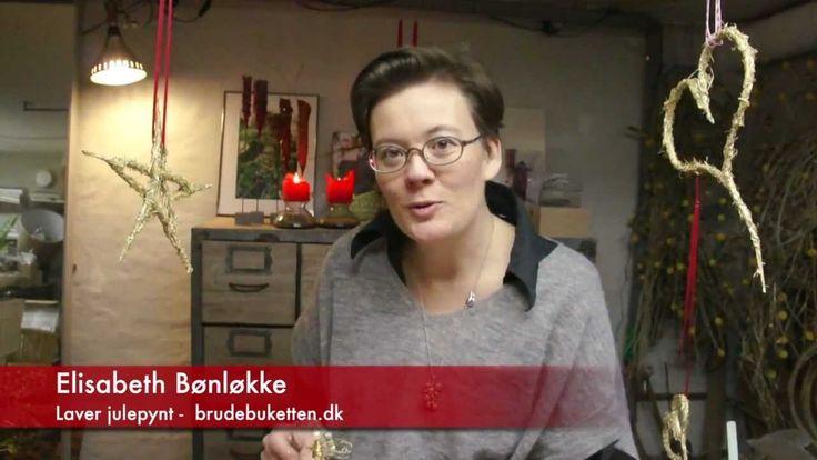 Julepynt med Elisabeth Bønløkke