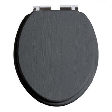 Heritage - Soft Close Toilet Seat - Graphite